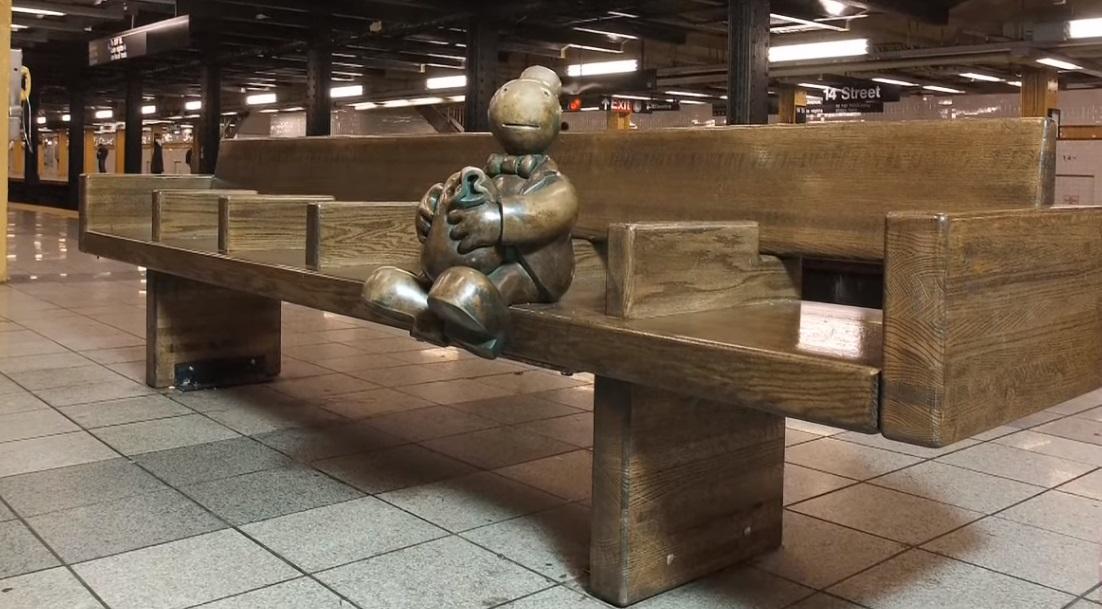esculturas 14 station 7