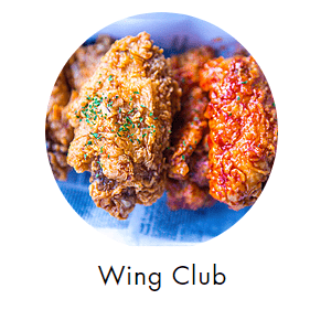 gasevoort wing club