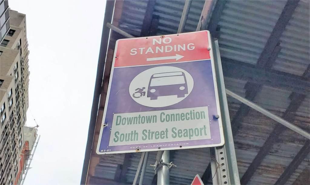 stop de downtown connection