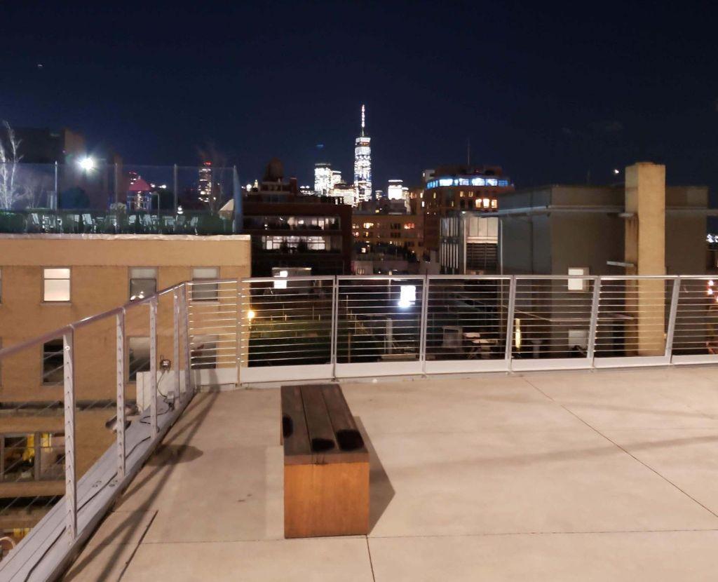 Terraza del Whitney Museo