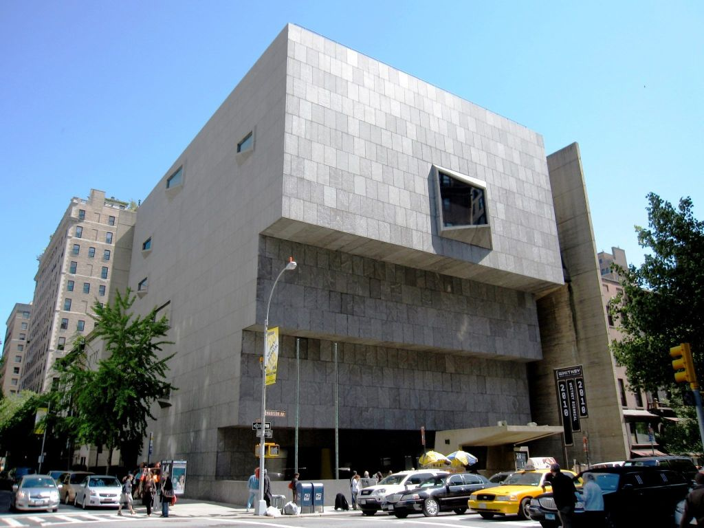 Antigua Sede del Whitney Museum of Art foto