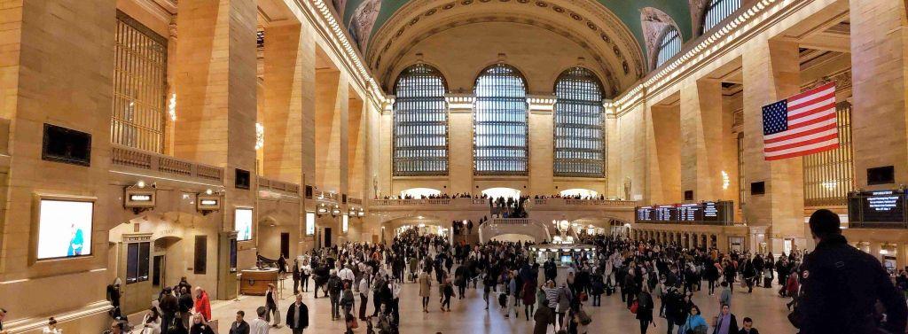 Hall Principal de la Grand Central Terminal
