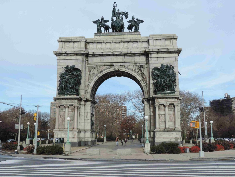 Grand Army Plaza en Brooklyn