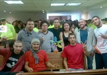 Suspenden proceso contra 13 jóvenes de Congreso de los Pueblos y pasaría a la JEP