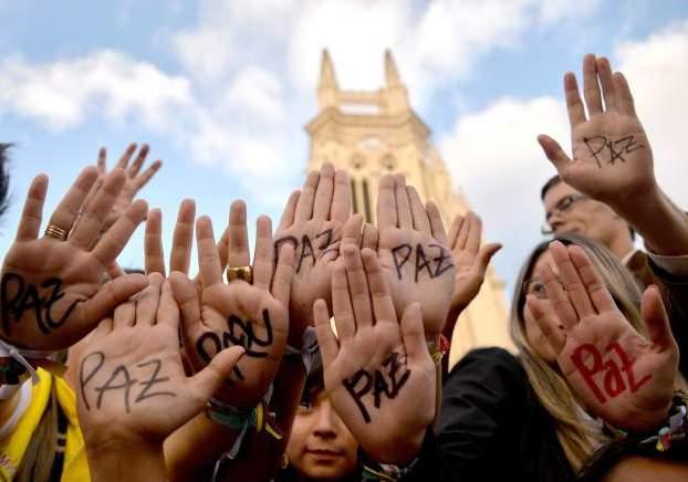 Avanza el Encuentro Nacional de Paz