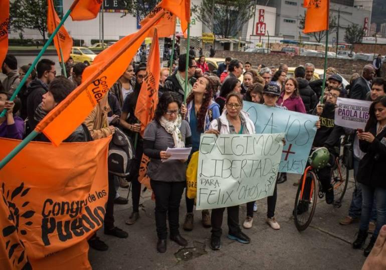 Fiscalía no tendría pruebas de responsabilidad de jóvenes capturados en explosiones en Bogotá