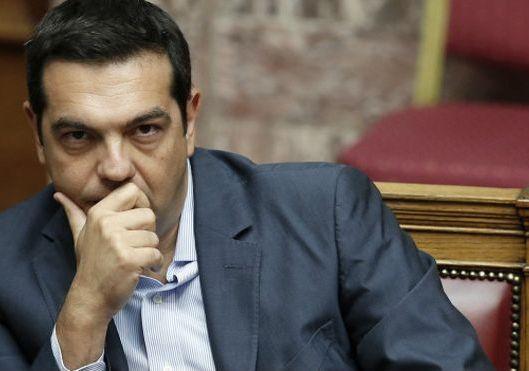 """Tras dimisión de Tsipras se consolida la """"ocupación financiera"""" de Grecia"""
