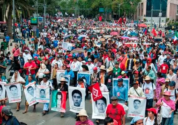Presentan proyecto de ley contra la desaparición forzada en México