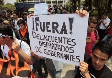 Se anuncia paro nacional para este jueves en Guatemala