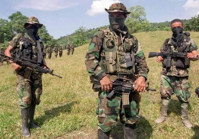 Aumenta el control paramilitar en el departamento de Antioquia