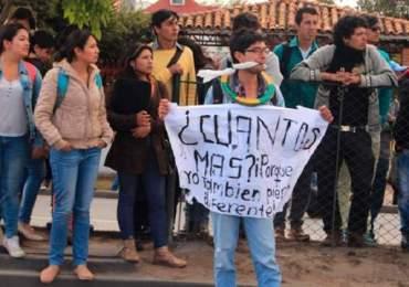 Detención de 8 estudiantes de la UPTC podría ser montaje judicial: CPDH