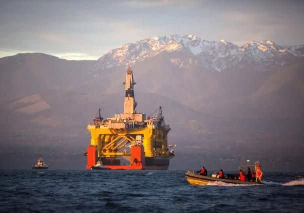 Shell suspende operaciones de exploración en la costa de Alaska