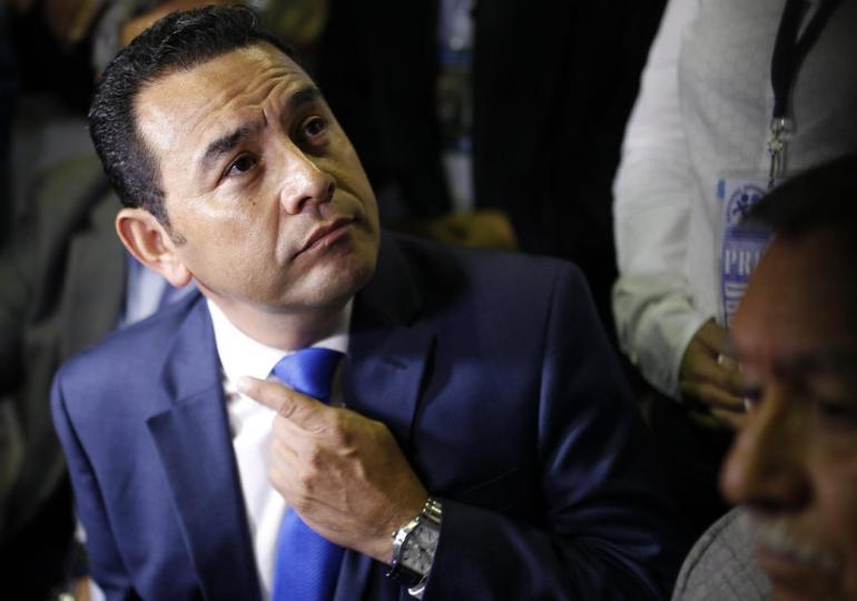 En Guatemala ganaron los votos nulos y en blanco