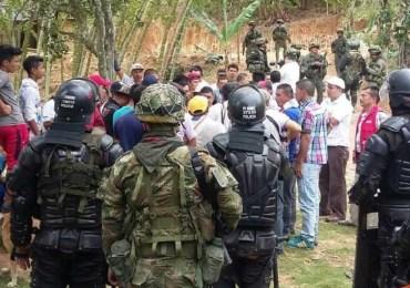 ¡A la fuerza!, así será la erradicación de cultivos de Coca en Colombia