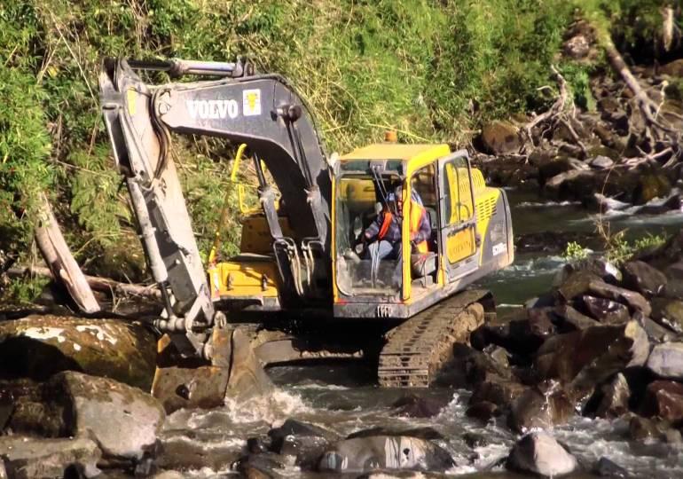 Más del 50 % del Cauca en amenaza por intereses mineros