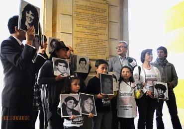 Víctimas del Palacio de Justicia esperan que Peñalosa respete la memoria