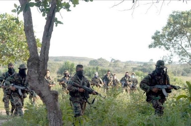 Alto riesgo de desplazamiento en Chocó por incremento de operaciones paramilitares