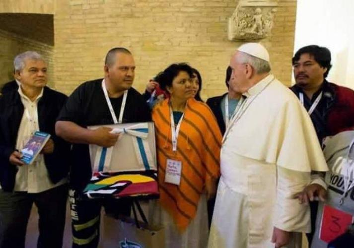 Vaticano pide investigación imparcial e independiente por crimen contra Berta Cáceres