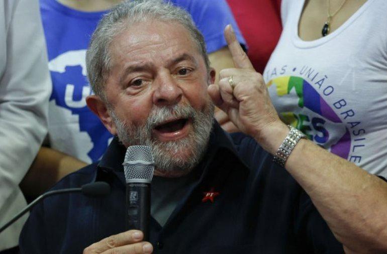 Hasta la derecha de Brasil considera ridículo pedir detención de Lula