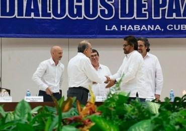 FARC y gobierno discutirán propuestas que surjan del diálogo nacional