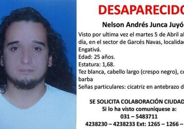 Hallan muerto estudiante desaparecido de la Universidad Pedagógica