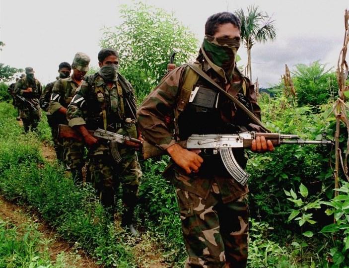 Paramilitares amenazan de tomar el control en zona de La Gabarra, Norte de Santander