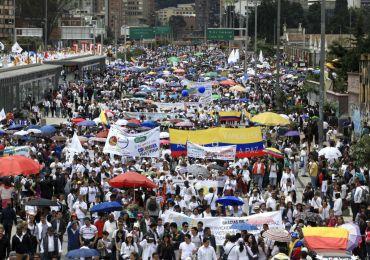 Este 9 de abril Colombia marcha por la paz