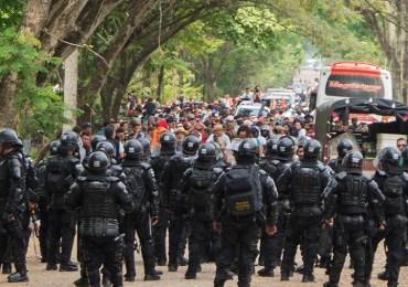 Durante Paro Camionero van 40 denuncias de abuso de la fuerza por parte del ESMAD