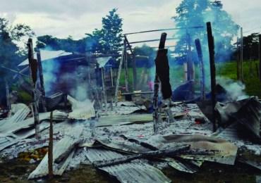 Desplazadas al menos 5 familias de Turbo por presuntos paramilitares