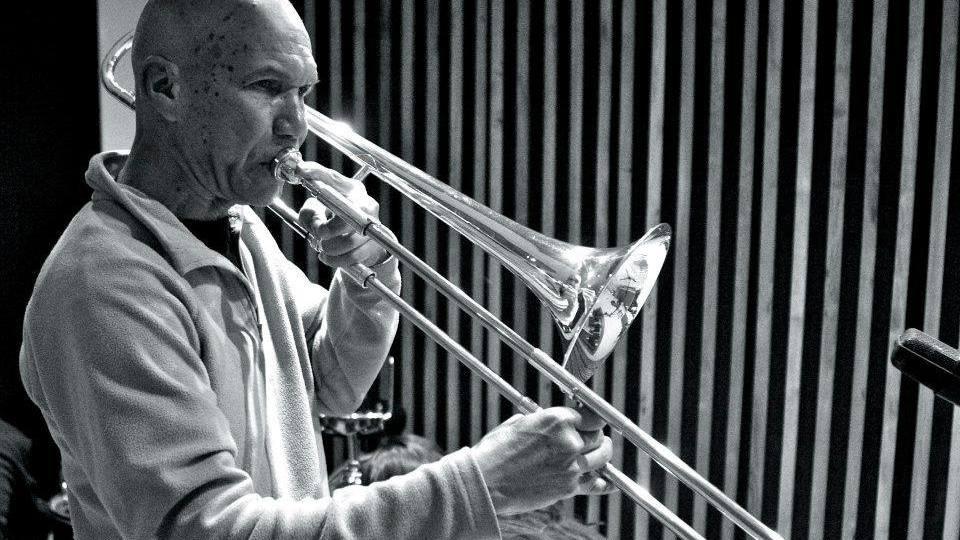 Gustavo García «Pantera» en Sonidos Urbanos