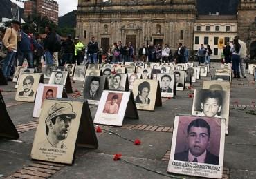 Así se conmemorará en Colombia el Día Internacional del Detenido Desaparecido