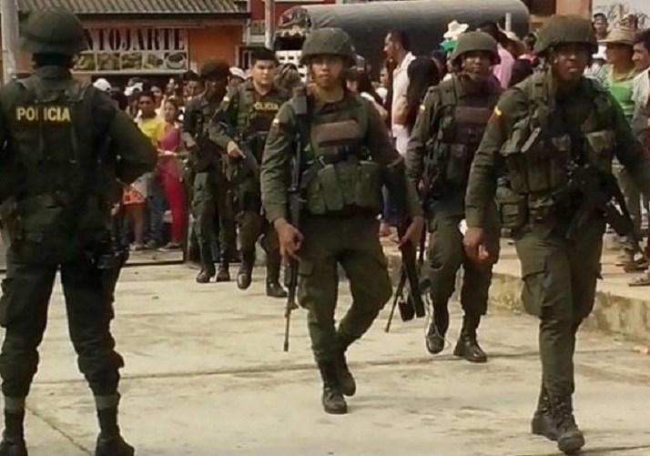 30 días tiene MinDefensa para retirar estación de Policía de El Mango