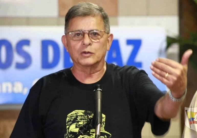 """""""Es el tiempo de la construcción de la paz"""": Ricardo Tellez, Delegación de paz FARC"""