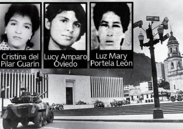 Fiscalía y Medicina Legal siguen sin entregar restos de víctimas del Palacio de Justicia