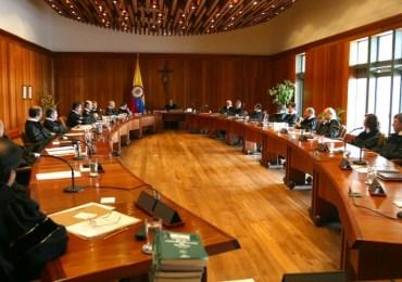 Corte deberá decidir el acto legislativo para la Paz