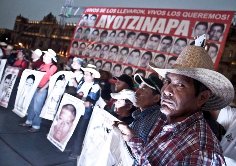 Ayotzinapa, 2 años sin verdad ni justicia