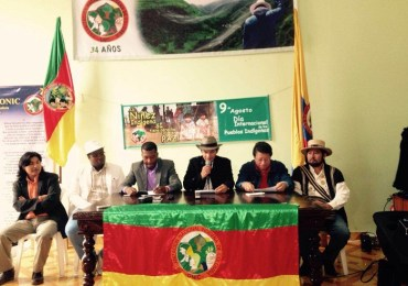 Comisión Étnica se ofrece como mediadora para reanudar negociación Gobierno-ELN