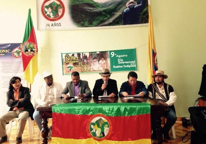 Comisión Étnica viaja a EEUU para hablar de implementación de los Acuerdos de Paz