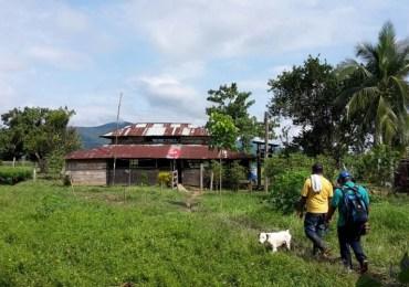 Paramilitares arremeten de nuevo contra reclamantes de Las Guacamayas
