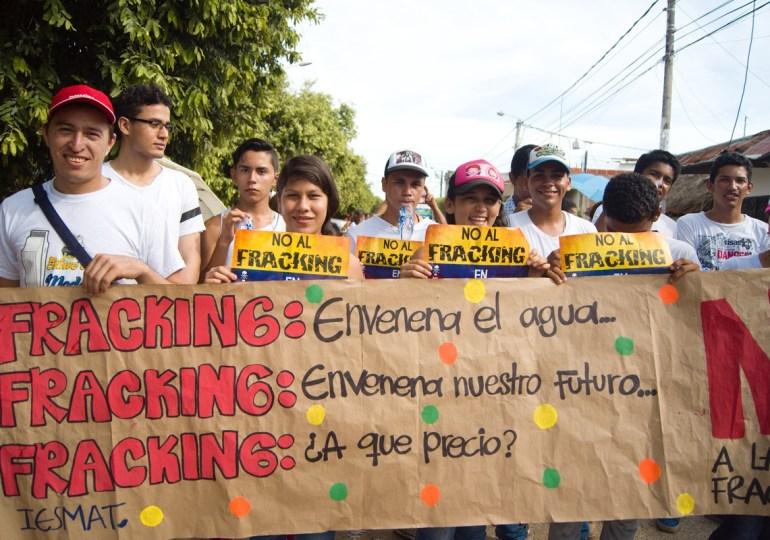 """""""En este momento en Colombia, no es legal hacer fracking"""""""