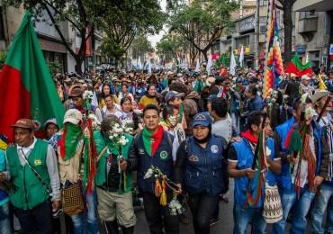 Las rutas de la movilización que paralizará el país este 25 de abril