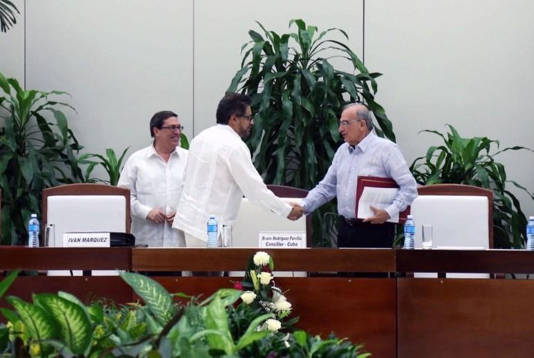 Notas sobre el nuevo acuerdo FARC-Estado