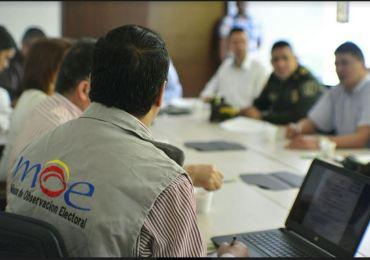 No hay garantías para acompañar elecciones atípicas en La Guajira:MOE