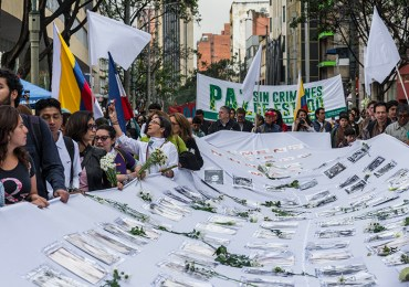 Las víctimas que la organización quiso ocultarle al Papa Francisco