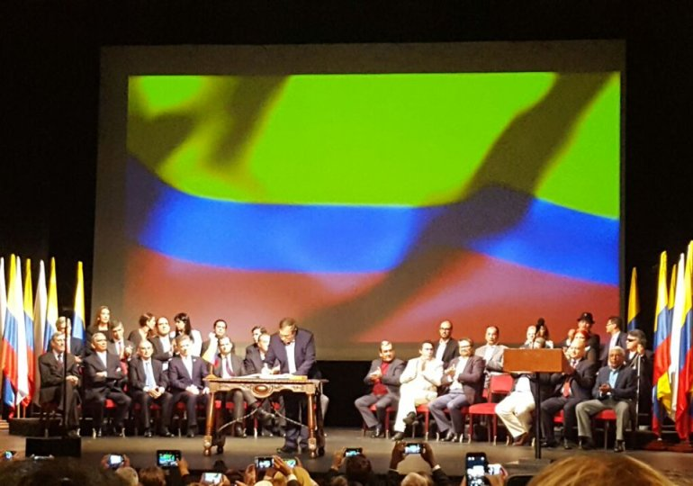 ¿Hay Voluntad política para qué se implementen Acuerdos de Paz? Danilo Rueda