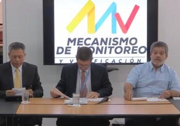 Mecanismo tripartito entrega informe sobre cese al fuego