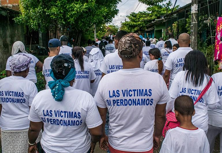 Victimas piden respeto a la JEP y su independencia judicial