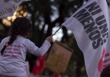 Arranca el Paro Internacional de Mujeres
