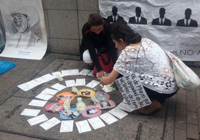 Un día para conmemorar a las víctimas de crímenes de Estado y exigir que no se repita