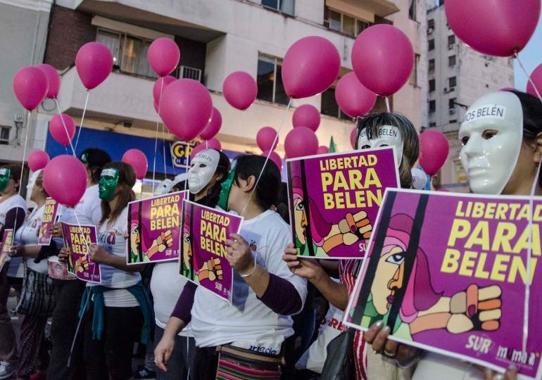 Belén, encarcelada dos años por abortar fue absuelta por Corte de Argentina